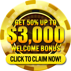 Click Here To Claim Your 50% Welcome Bonus!
